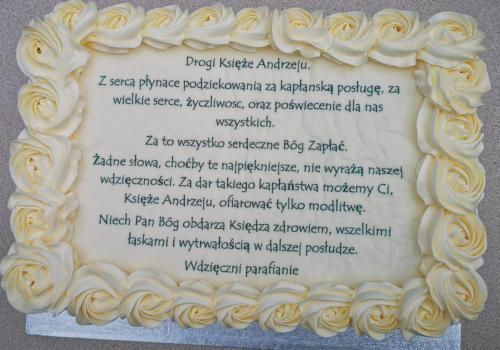 Pozegnanie ks. Andrzeja Zuziaka 06